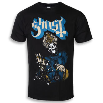 tee-shirt métal pour hommes Ghost - Papa Of The World - ROCK OFF, ROCK OFF, Ghost