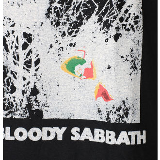 tee-shirt métal pour hommes Black Sabbath - Black - ROCK OFF, ROCK OFF, Black Sabbath