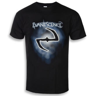 tee-shirt métal pour hommes Evanescence - Classic Logo - ROCK OFF, ROCK OFF, Evanescence