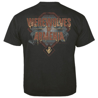 T-shirt pour hommes POWERWOLF - Werewolves of Armenia - NUCLEAR BLAST, NUCLEAR BLAST, Powerwolf