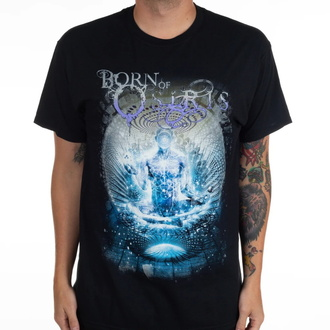 t-shirt pour homme Born Of Osiris - Discovery - Noir - INDIEMERCH, INDIEMERCH, Born of Osiris