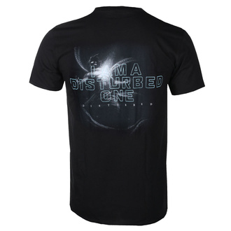 T-shirt Disturbed pour hommes - I Am A Disturbed One - ROCK OFF, ROCK OFF, Disturbed