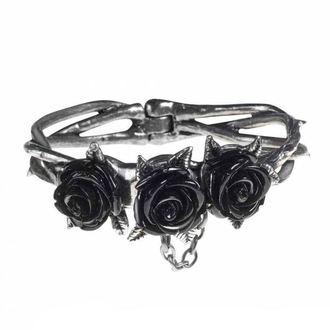 Bracelet ALCHEMY GOTHIC - Rose Noire Sauvage, ALCHEMY GOTHIC