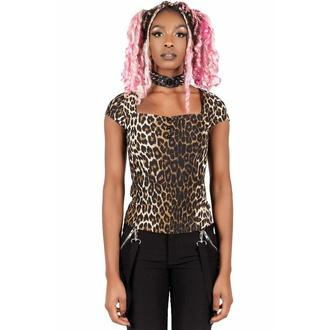 T-shirt KILLSTAR pour femmes - Wildling - LEO, KILLSTAR