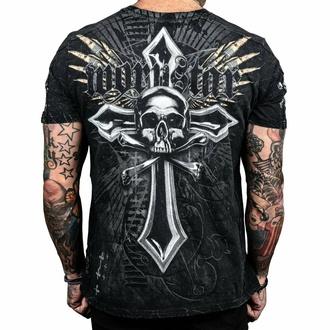 T-shirt pour homme WORNSTAR - Bullet Saint, WORNSTAR