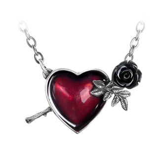 Collier ALCHEMY GOTHIC - Wounded By Love, ALCHEMY GOTHIC