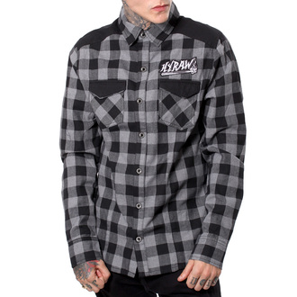 Chemise hommes HYRAW - FUCK SOLO