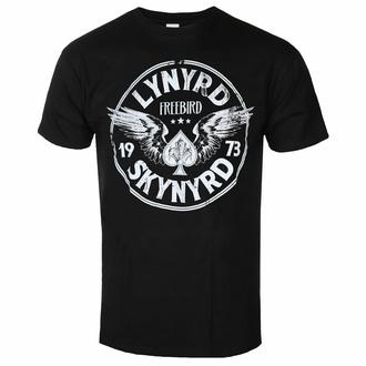 T-shirt pour homme Lynyrd Skynyrd - Freebird '73 Wings - Noir - ROCK OFF, ROCK OFF, Lynyrd Skynyrd