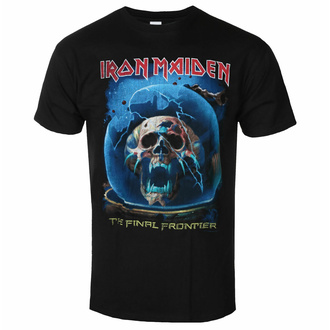 t-shirt pour homme Iron Maiden - Astro Dead V1 BL - ROCK OFF, ROCK OFF, Iron Maiden