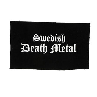 Patch  Sweadish death metal