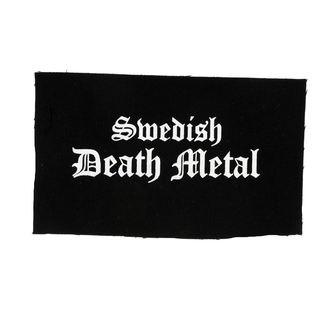 Patch  Sweadish death metal, NNM