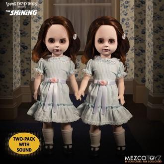Poupées (décoration)Shining- Living Dead Dolls - Jumelles parlantes, LIVING DEAD DOLLS