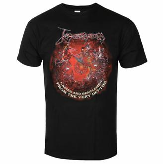 t-shirt pour homme Venom - Ladies & Gentlemen - Noir - INDIEMERCH, INDIEMERCH, Venom