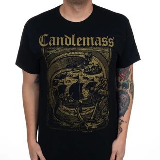 t-shirt pour homme Candlemass - The Great Octopus - Noir - INDIEMERCH, INDIEMERCH, Candlemass