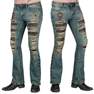 Pantalon (jeans) WORNSTAR pour homme- Diurne, WORNSTAR