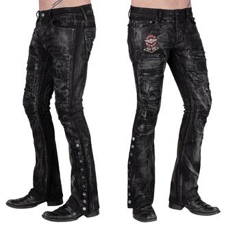 Pantalon (jeans) WORNSTAR pour hommes  - Nocturne, WORNSTAR