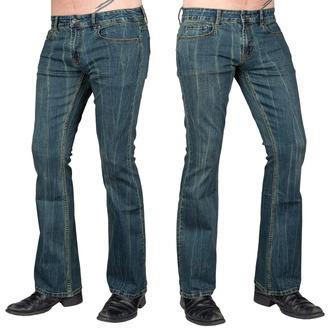 Pantalon pour hommes WORNSTAR - Hellraiser Vapor - Cru Bleu, WORNSTAR