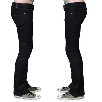Pantalon (jeans) pour hommes WORNSTAR - Hellraiser - Noir, WORNSTAR