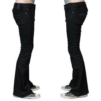Pantalon (jeans) pour hommes WORNSTAR - Starchaser - Noir, WORNSTAR