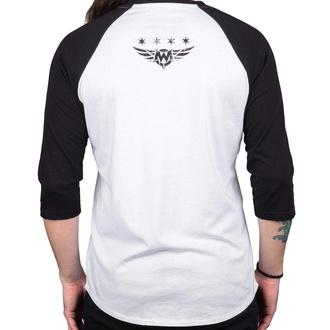T-shirt pour hommes manches 3/4 WORNSTAR - Machine Shop, WORNSTAR
