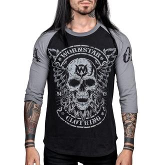 t-shirt hardcore pour hommes - Vengeance - WORNSTAR, WORNSTAR