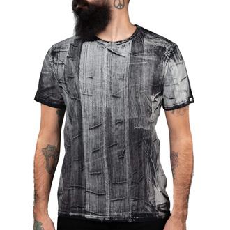 T-shirt pour hommes WORNSTAR - Essentials - Granit, WORNSTAR