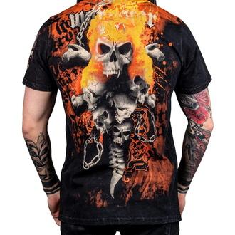 T-shirt pour hommes WORNSTAR - Destroy, WORNSTAR