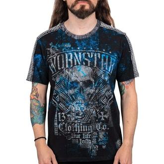 T-shirt pour hommes WORNSTAR - Devil's Engine, WORNSTAR