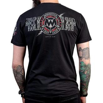 T-shirt pour hommes WORNSTAR - Electric, WORNSTAR