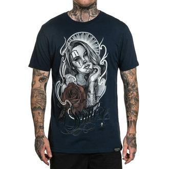 T-shirt pour hommes SULLEN - PELAVACAS CLOWN - INDIGO, SULLEN
