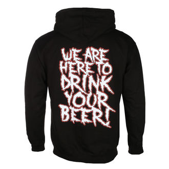 sweat-shirt avec capuche pour hommes Alestorm - WE ARE HERE TO DRINK YOUR BEER! - PLASTIC HEAD, PLASTIC HEAD, Alestorm