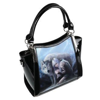 Sac à main (sac) ANNE STOKES - Protector - Noir, ANNE STOKES