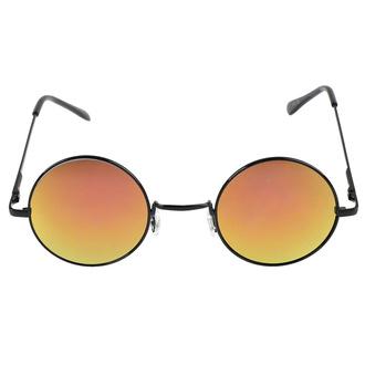 Lunettes de soleil Lennon - orange - ROCKBITES, Rockbites