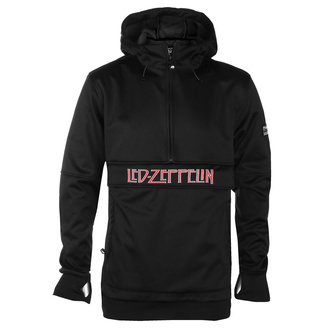 Veste (softshell) pour hommes SESSIONS x Led Zeppelin - Black, SESSIONS, Led Zeppelin