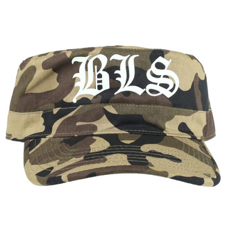 Casquette BLACK LABEL SOCIETY - LOGO (CAMO) - PLASTIC HEAD, PLASTIC HEAD, Black Label Society