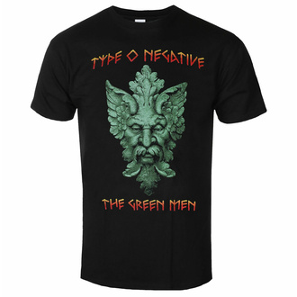 T-shirt pour homme Type O Negative - Green Men - ROCK OFF, ROCK OFF, Type o Negative