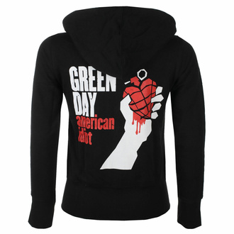 Sweat-shirt pour femme Green Day - Américain Idiot- ROCK OFF, ROCK OFF, Green Day