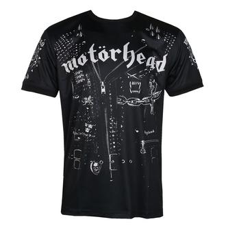 T-shirt (technique) Motörhead pour hommes - LEATHER VEST - NOIR - AMPLIFIED, AMPLIFIED, Motörhead