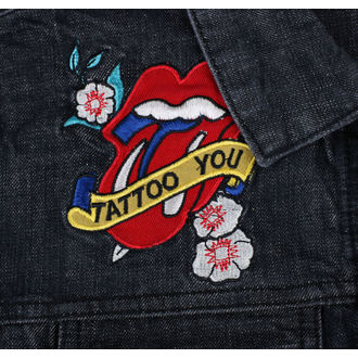 veste printemps / automne Rolling Stones - DRAGON DENIM - BRAVADO