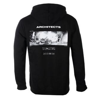 Sweat à capuche pour hommes Architects - Armageddon - Noir - KINGS ROAD, KINGS ROAD, Architects