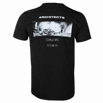 T-shirt pour hommes Architects - Armageddon - Noir - KINGS ROAD, KINGS ROAD, Architects