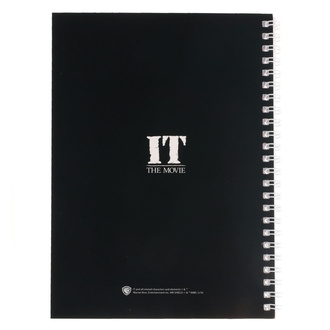 Carnet de notes Ça - Stephen King - Film Affiche, NNM