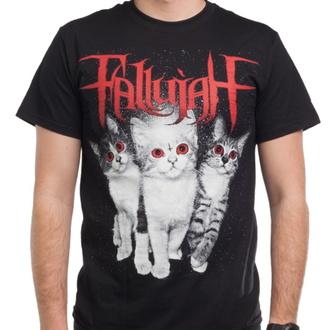 tee-shirt métal pour hommes Fallujah - Cats - INDIEMERCH, INDIEMERCH, Fallujah