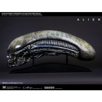 Figurine Alien: Covenant - Xenomorph Head, NNM, Alien - Le 8ème passager