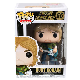 Figurine Nirvana - POP! - Kurt Cobain, POP, Nirvana