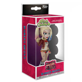 Figurine Suicide Squad - Rock - Harley Quinn