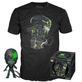 t-shirt de film pour hommes Alien - POP! - NNM, NNM, Alien - Le 8ème passager