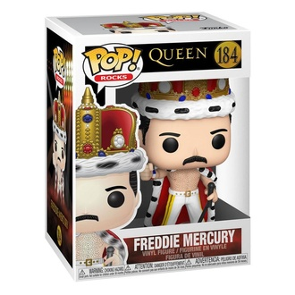 Figurine Pop Queen - POP! - Freddie Mercure - Roi, POP, Queen