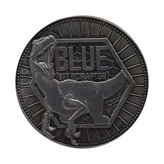 Pièce de monnaie Jurassic World - Pièce de monnaie Blue à collectionner, Édition Limitée, NNM, Jurassic Park