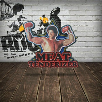 Pins Rocky - Meat Tenderizer - Édition limitée, NNM, Rocky
